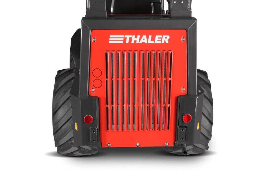 Minicargadora articulada Thaler 2220
