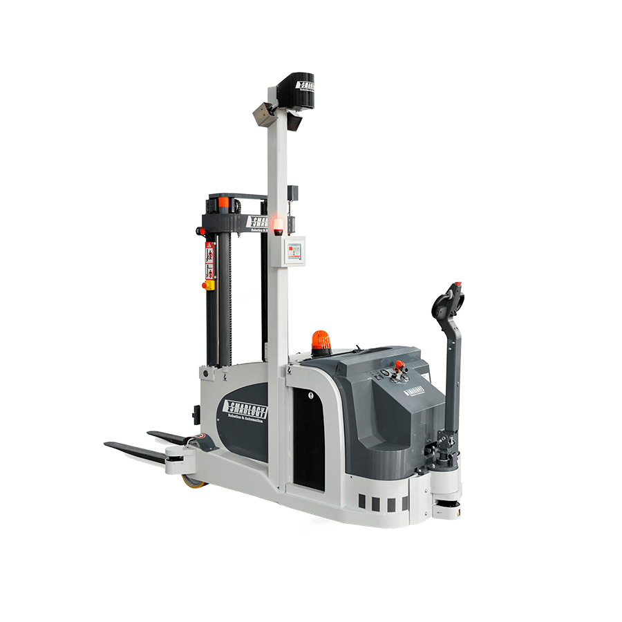 Vehículos de guiado automático AGV
