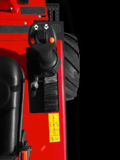 Minicargadora articulada Thaler 2320