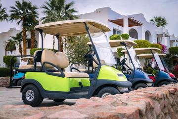 buggy golf